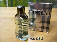 Miniature de Parfum - Burberry : The Beat for men (Eau de toilette de 4,5 ml)