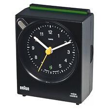 Braun Uhren Bnc004 Quarz-weckuhr schwarz