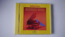 Solisten Glanz - Mozart Klavierkonzet Nr. 21 - CD