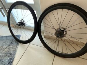 CHRIS KING R45/NEXTIE CARBON WHEELSET DISC