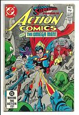 ACTION COMICS # 535 (SEPT 1982), VF/NM