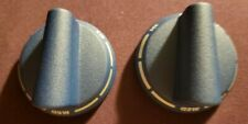 Thermador Pro Harmony Blue PAKNOBLUNH Knobs 2x Electric Grill Knob NEW