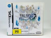 FINAL FANTASY CRYSTAL CHRONICLES ECHOES OF TIME **VERY GOOD CONDITION**