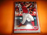 REDS COMPLETE TEAM SET, SERIES 1, 2 & UPDATE (33 CARDS), 2019 TOPPS BASEBALL