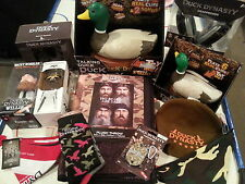 Duck Dynasty Huge Lot of New items