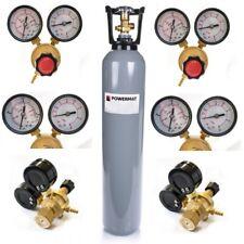 CO2 Carbo Dioxide Gas Bottle Cylinder 8L 150~250 Bar MIG TIG Weld +GAS REGULATOR