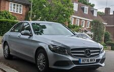 2016 Mercedes Benz C Class2.1 C220d 1 Previous Owner Low Mileage Road Tax £20