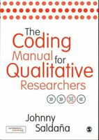 The Coding Manual for Qualitative Researchers by Johnny Saldana 9781473902497
