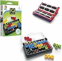 Smart Games IQ Twist Logic Educational Travel Game Toy Kids Brain Teaser