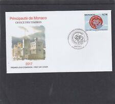 Monaco 2017 Fight Against Cancer First Day Cover FDC
