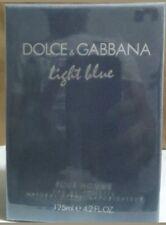 Dolce & Gabbana LIGHT BLUE 4.2 oz Eau De Toilette EDT Men's Cologne *NEW IN BOX*