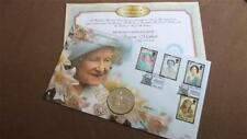 RARE 2002 ROYAL UNC PROOF CROWN COIN COVER WITH CERT ONLY 4000 ISSUED