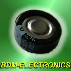 * Viessmann Trimatik Schaltuhr  Speicherkondensator Speicherbatterie 0,47F *