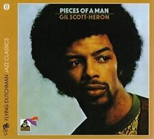 Gil Scott Heron Pieces of a Man LP 11 Track 180 Gram Reissue European BGP 2014
