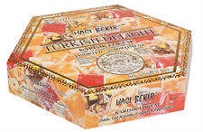 TURKISH DELIGHT ASSORTED from HACIBEKIR  The Oldest Company of Turkey 325 g
