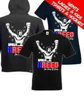 Apollo Creed Retro Rocky Movie T Shirt / Hoodie