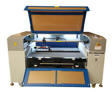 """CAMFive Laser Up-Down System /Double CO2 Tube Cutter & Engraver CMA5136KT 51x36"""""""