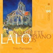 Trio Parnassus, E. Lalo - Complete Piano Trios [New CD]