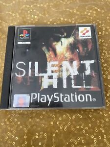 Silent Hill Sony Playstation 1 PS1 PSX  *PAL*