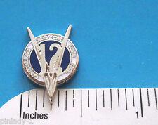 CADILLAC   V-12  V 12 -  hat pin , lapel pin , tie tac , hatpin GIFT BOXED