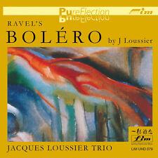 Jacques Loussier Trio - Ravel's Bolero [New CD]