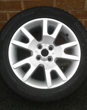 MGTF MGF New unused 15 INCH V SPOKE ALLOY WHEEL & CONTINENTAL TYRE RRC005710XXX