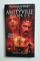 The Amityville Horror VHS MGM 2005 Based On A True Story Horror HTF