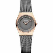 Relojes de pulsera Bering Classic de acero inoxidable mujer