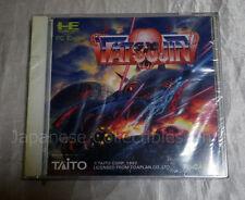 super rare NEC PC ENGINE Hu card TATSUJIN BRAND NEW shooter Japan TG-16 TAITO
