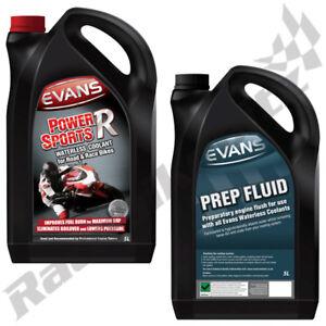 Evans Powersport R Waterless Coolant Ducati Panigale Monster Radiator Antifreeze