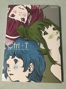 Ctrl+T Inio Asano Japanese Art Book Manga