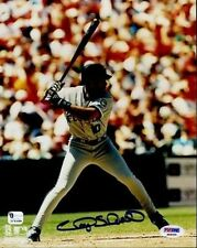 Gary Sheffield Signed Psa/dna 8x10 Photo Autograph Authentic