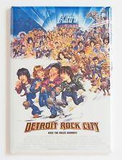 Detroit Rock City Fridge Magnet (2.5 x 3.5 inches) movie poster kiss