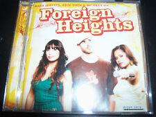 Foreign Heights - Maya Jupiter Nick Toth & MC Trey Aussie Hip Hop CD - Like New