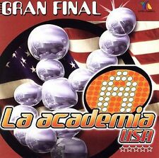 Lo Mejor de La Academia: Gran Final by Various Artists (CD, May-2006, WEA...