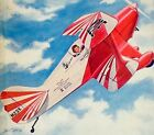 """Two PITTS SPECIAL PLANS + ARTICLES & Scale Documents for a 25"""" UC Model Airplane"""