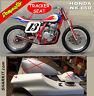 Honda NX 650 DOMINATOR Original Sharkit tracker seat