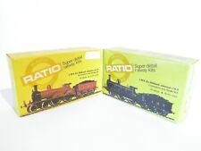 Ratio OO Gauge 5777 LMS Johnson 4-4-0 5778 LMS Johnson 2-4-0 Locomotive kits