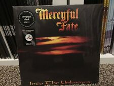 Mercyful Fate - Into The Unknown  - SEALED VINYL - LP RECORD king diamond
