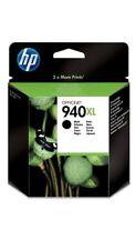 HP 940XL Schwarz Original Druckerpatrone mit hoher Reichweite für HP Officejet