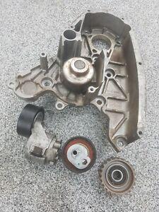 Fiat Dukato 2,3Liter 130  Kühlmittelpumpe 500376360 mit spanrollen und Zahnrad