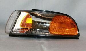 Parking Light Left Chrysler Concord 93 - 97 TYC 18-3186-01 Flr