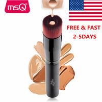 US Foundation Makeup Brush Kabuki Flat Top Face Blending Liquid Cream Concealer
