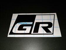 Gazoo Racing Logo Decal