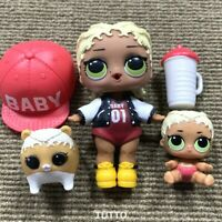 Doll MC Swag Big Sister & Lil MC Swag & MC Hammy Pets Series 1 Toys