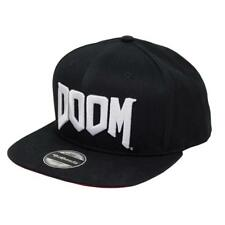 Doom Snapback Cap Logo NEU & OVP