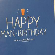 Happy man-birthday