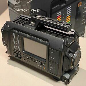 Blackmagic URSA 4K - EF Mount