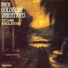 Tatiana Nikolayeva, J.S. Bach - Goldberg Variations [New CD]