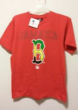 boston red sox jamaica t-shirt large vintage 2007 brand new never worn with tags